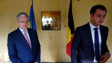 """Burundi: la Belgique """"préoccupée par la situation"""" apporte son soutien"""