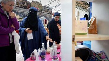 La Foire musulmane a attiré entre 15 000 et 16 000 visiteurs.