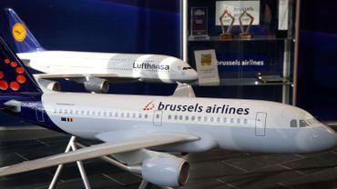 Lufthansa a finalisé la reprise de la compagnie Brussels Airlines