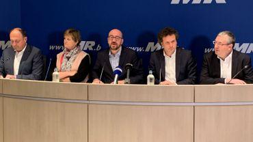 Sabine Laruelle, ex ministre MR, effectue son retour en politique