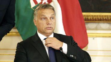Viktor Orban à New York pour défendre sa ligne dure contre les réfugiés