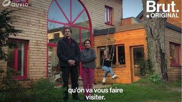 Potager, panneaux solaires, toilettes sèches… Cette famille vit de façon écoresponsable