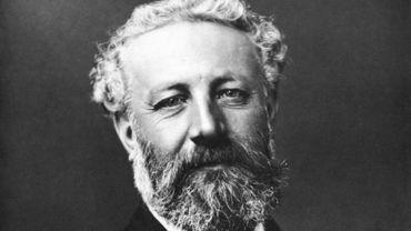 Jules Verne par Nadar