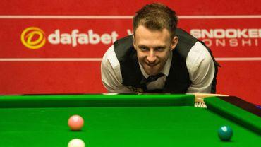 World Snooker - Vainqueur de l'Open de Gibraltar, Judd Trump entre dans l'histoire du snooker