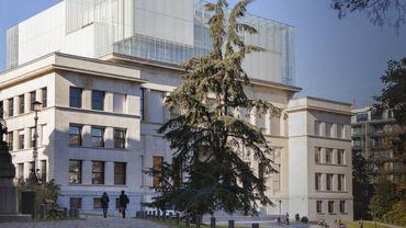 La Maison de l'histoire européenne, à Bruxelles