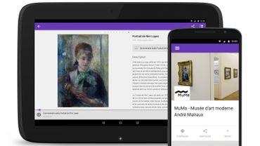 Le musée d'art moderne André-Malraux du Havre dispose désormais de sa propre application grâce à l'institut culturel de Google