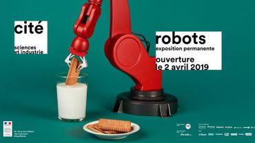 """""""Robots"""" à la Cité des sciences à Paris"""