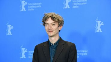 Swann Arlaud à la Berlinale, en février 2019