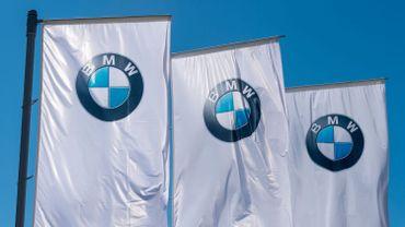 BMW nie toute entente sur les émissions de diesel avec ses rivaux