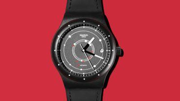 Swatch travaille sur son propre logiciel pour montre connectée