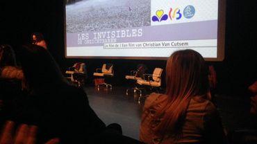 Le film a été projeté pour la première fois mardi devant 200 jeunes bruxellois, au KVS.
