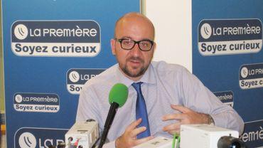 """Charles Michel veut des mesures en faveur des indépendants et des PME, """"moteurs"""" de l'économie"""