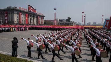 """""""Une minute en Corée du Nord"""": petit panorama de Pyongyang en vues accélérées"""