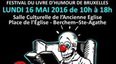 Festival Du Livre D Humour De Bruxelles Mort De Rire