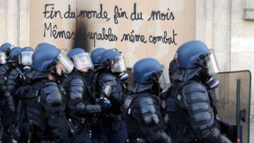 Gilets jaunes: Nouvelles sanctions à la tête de la préfecture de police de Paris