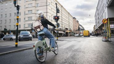 Renoncer à la voiture, même le temps d'une journée, aurait des conséquences bénéfiques sur l'environnement.
