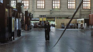 Autoportrait 1 - Me voyant d'où il me voit (reconstitution) - Marseille -