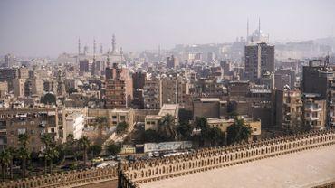 Le Caire.