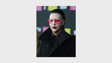 Marilyn Manson nouvelle égérie de Saint Laurent