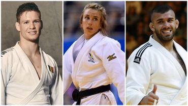 100% Sport, le coup de sonde: Les Belges vont-ils ramener une médaille de l'Euro de judo?