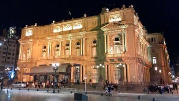 Théâtre Colon - Buenos Aires