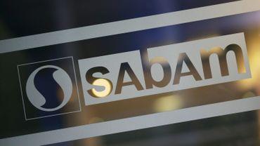Le logo de la Sabam