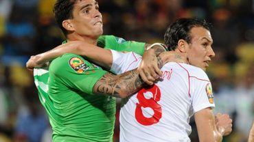 Tunisie bat l'Algérie