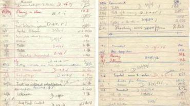 GB: des bulletins scolaires du mauvais élève Lennon vendus aux enchères