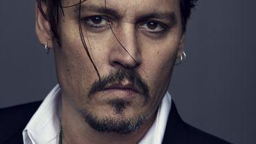 Johnny Depp, nouvelle égérie d'un parfum à l'aube de l'automne