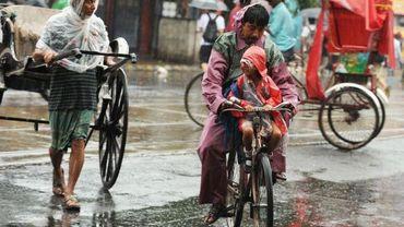 Inondations dans le Nord de l'Inde