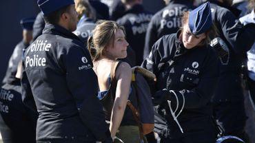 Réunion à l'Otan: environ 140 arrestations, selon les organisateurs des actions contre l'OTAN