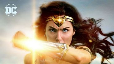 """Wonder Woman"" avec Gal Gadot"