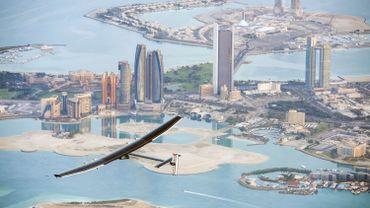 Le Solar Impulse 2, un défi technologique et humain en quelques chiffres