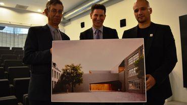 Le nouvelle faculté d'architecture de l'UCL se situera à la rue du Glategnies, à Tournai.