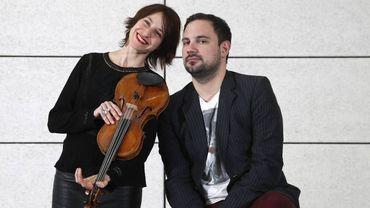 Shirly Laub et Camille de Rijck