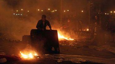 Violents affrontements au Caire, place Tahrir