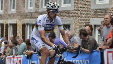 Rui Costa en quête d'un triplé au Tour de Suisse