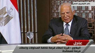 Le Premier ministre Hazem Beblawi reste confiant face aux menaces de sanctions occidentales