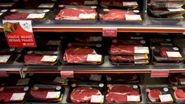 Greenpeace nous donne 30 ans pour réduire notre consommation de viande de 50%.