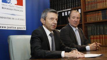 Le procureur de Perpignan Achille Kiriakides