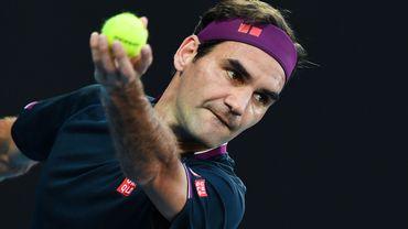 Federer a gagné 106 millions d'euros sur l'année écoulée.