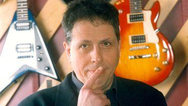 Marc Moulin musicien et homme de radio