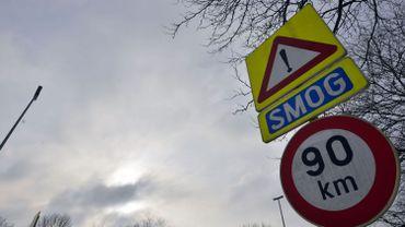 Environnement: la pollution de l'air coûte des milliards à la Belgique