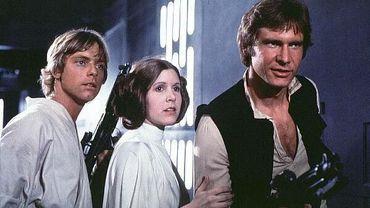 """Le nouveau """"Star Wars"""" est attendu en décembre 2015"""