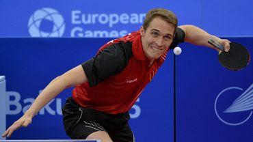 Bons débuts des Belges aux Championnats du monde de tennis table