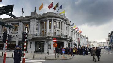 Le Palais des Beaux-Arts de Bruxelles