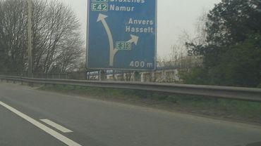 Prolongement de l'autoroute E313 à Vottem: des réflexions sont en cours.