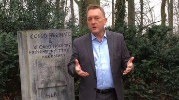 Le bourgmestre de Forest lance un appel pour retrouver le buste de Léopold II