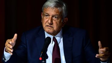 Lopez Obrador a remporté l'élection présidentielle avec 53,19% des voix.