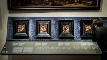Des œuvres de Rembrandt